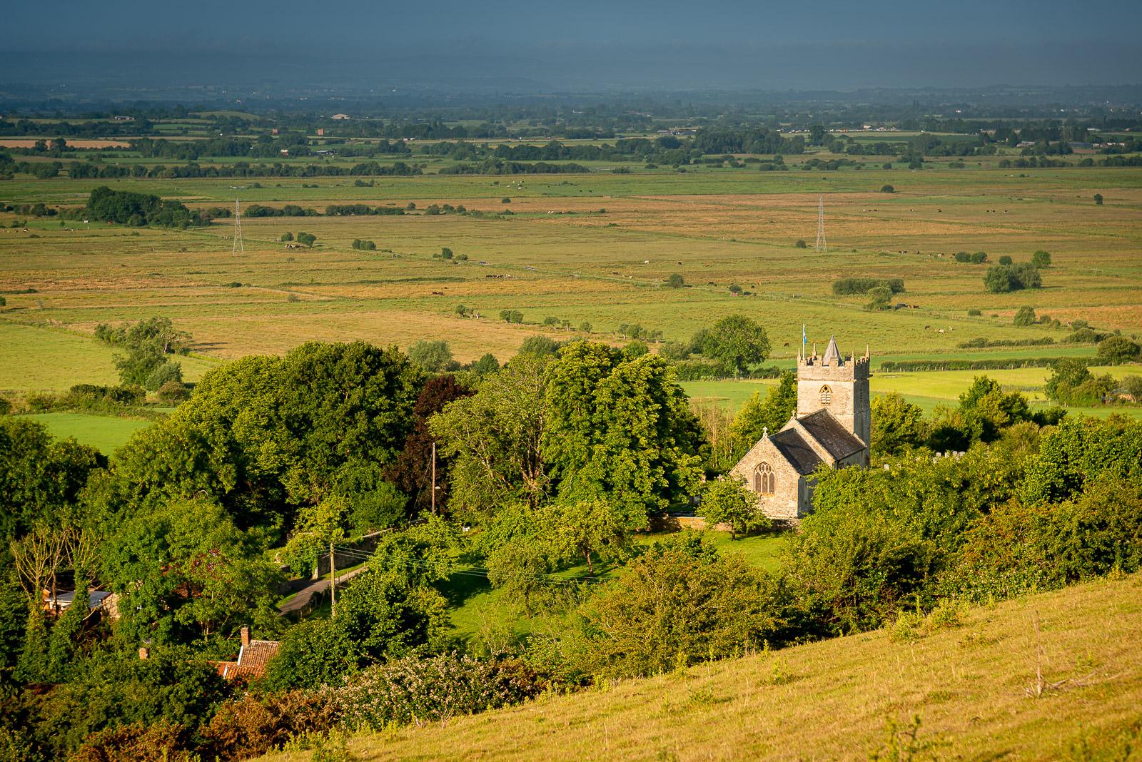 Church of St Mary - Moorlinch, Somerset, UK. ID JB1_4633