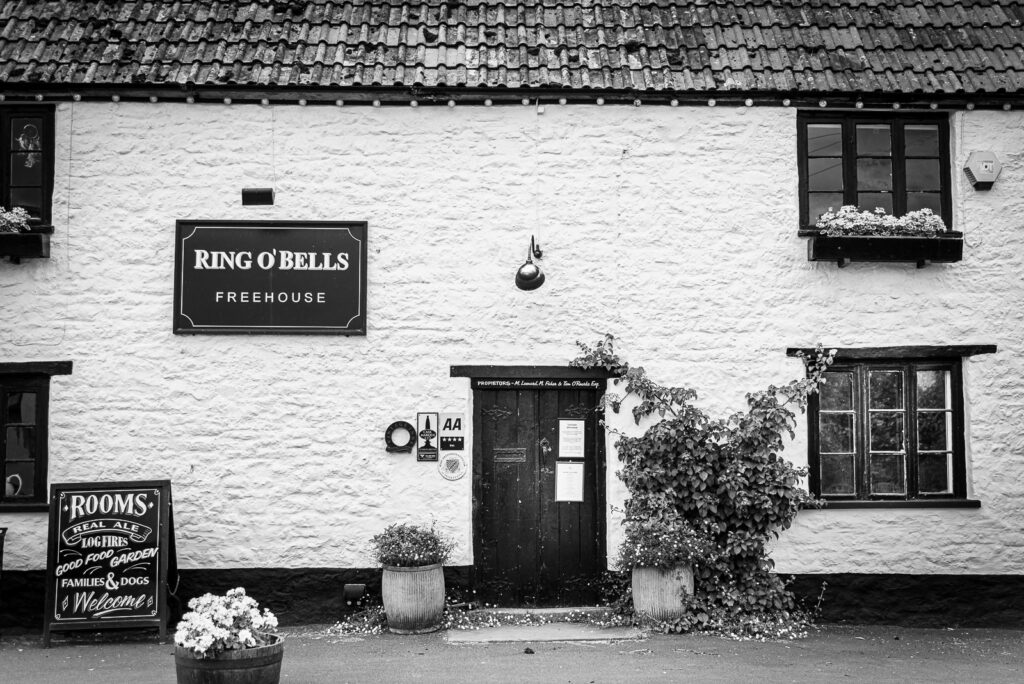 Ring O Bells - Comptonn Martin, Somerset, UK. ID IMG_5058