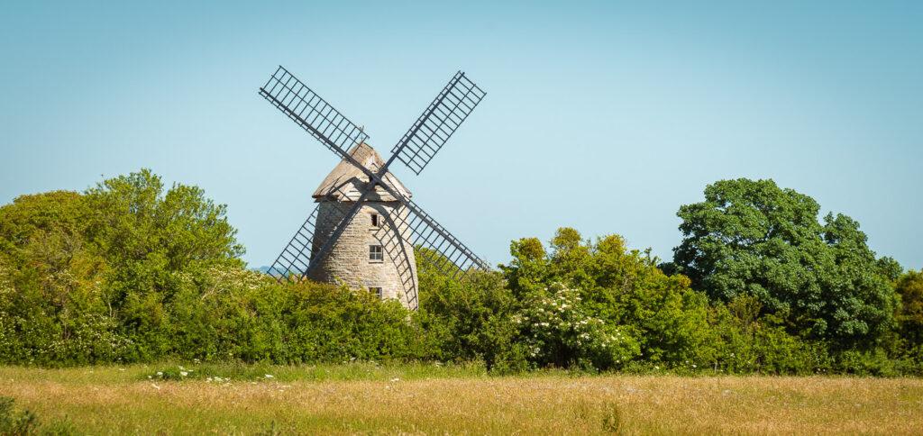 Stembridge Tower Mill - High Ham, Somerset, UK. ID JB1_3418