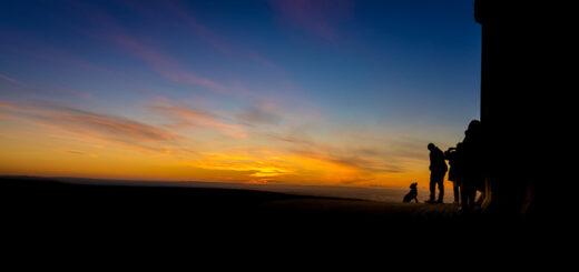 Glastonbury Tor at Sunrise - Somerset, UK. ID 824_4199