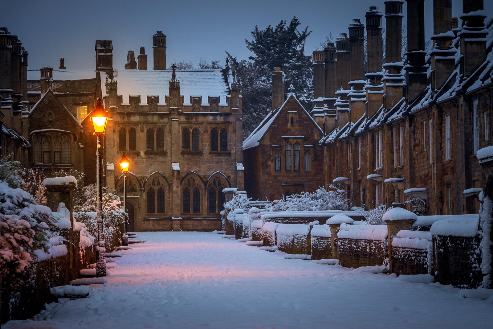 Vicars Close - Wells, Somerset, UK. ID IMG_0708