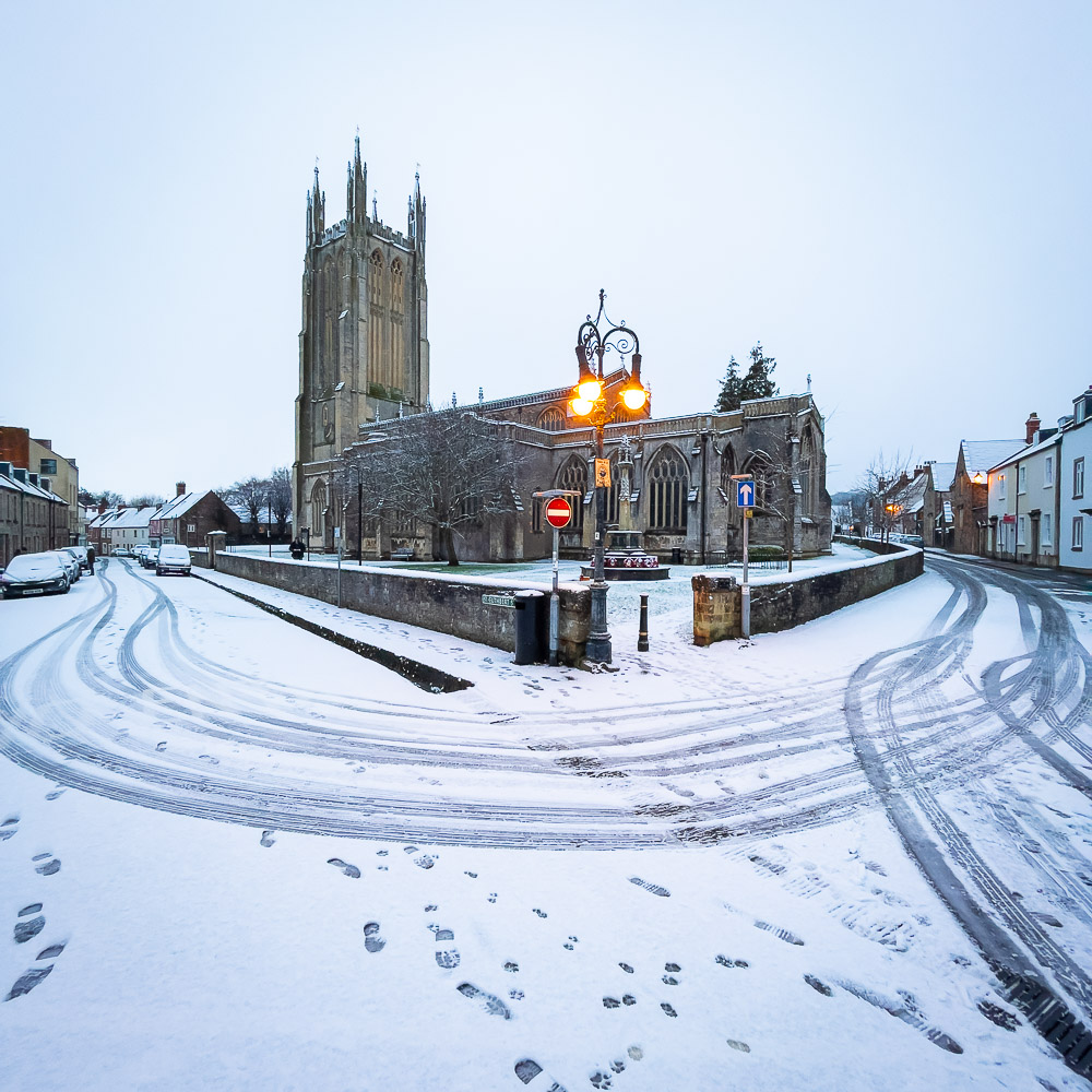 St Cuthberts Church - Wells, Somerset, UK. ID IMG_2140