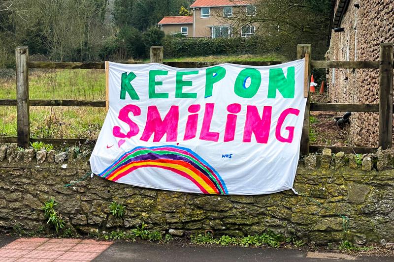 Keep on Smiling - Westbury-sub-Mendip, Somerset, UK. ID IMG_2608