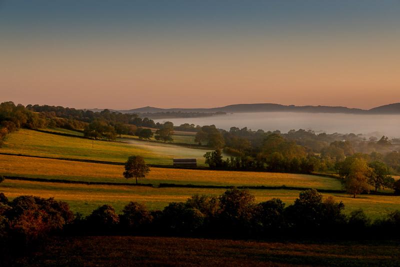 Bagley Fields - Bagley, Somerset, UK. ID BR58217