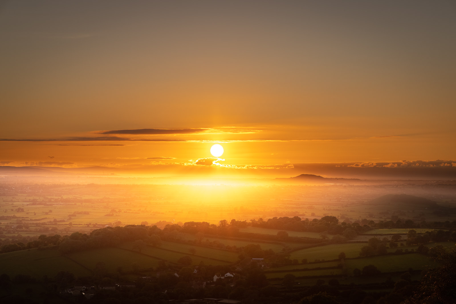 Autumn Equinox - Lynchcombe, Mendip Hills, Somerset, UK. ID BR57470